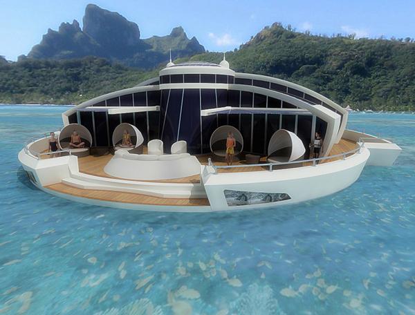 The Solar Floating Resort2