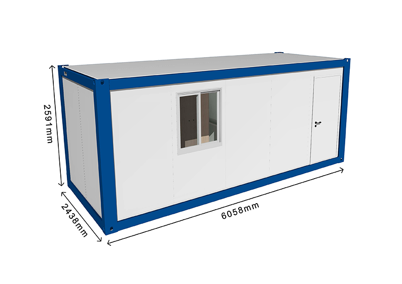 container house size