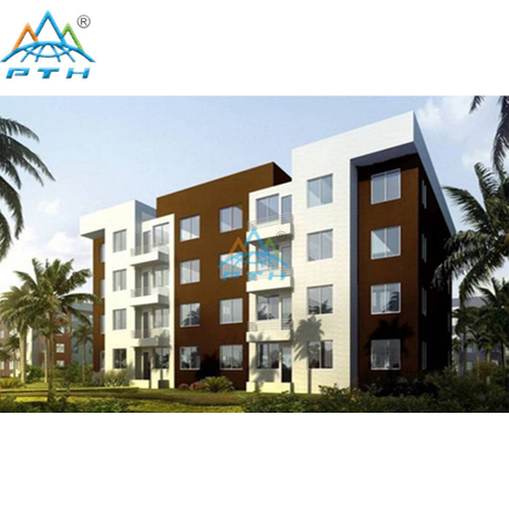Prefabricated Apartments Building | Modular Apartment Buildings