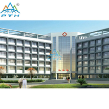 Steel Structure Building for Hospital Buildings