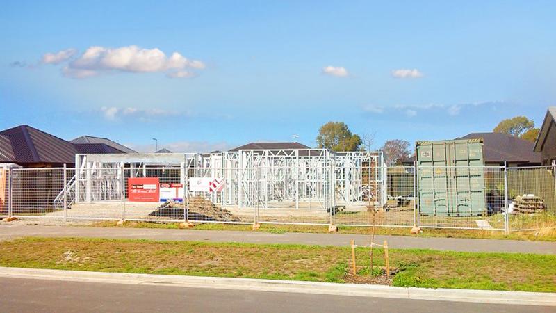 Assembled building