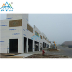 Prefab Modular Steel Structure Building Project for Warehouse/Workshop/Factory