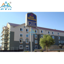 Prefab Hotel Construction | Hotel Building
