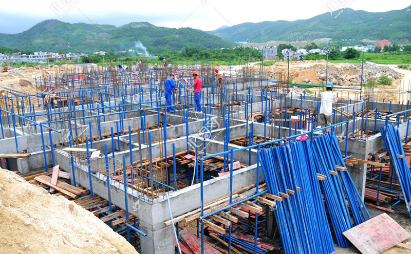 Construction Industry Should Strive for Sustainable Development
