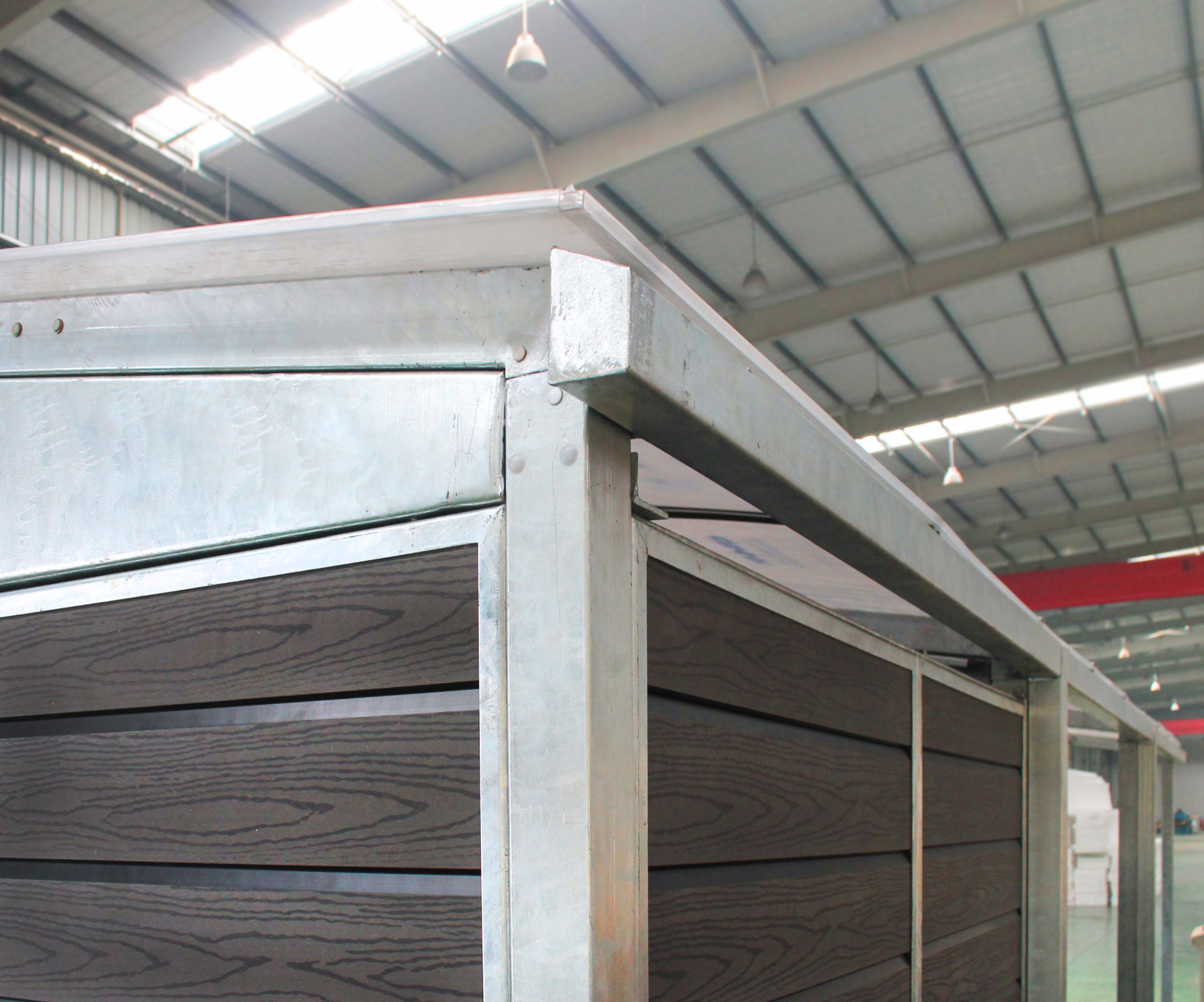 prefabricated metal garages