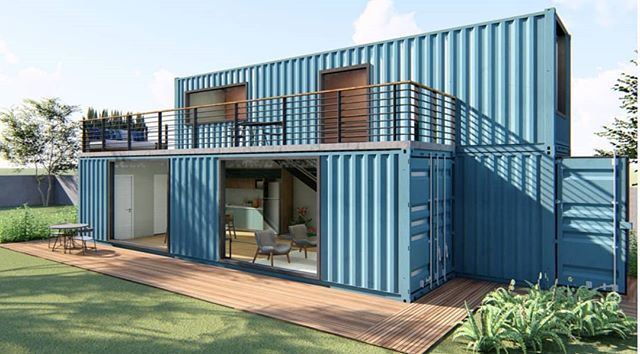 PTH Classic Case - Laos Container House Camp