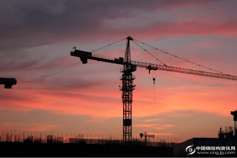 Chinese annual photography contest——Mirco-outlook of Steel Structure