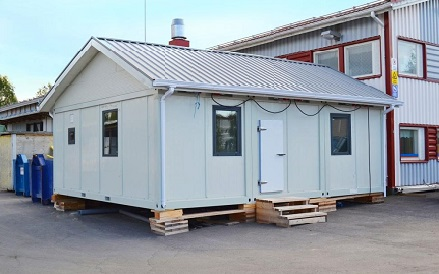 PTH custom prefab container house