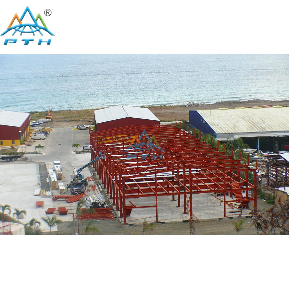 Steel Structure building for Logistic Center