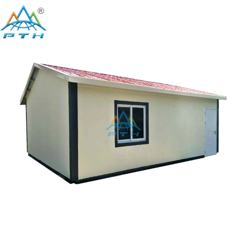 Easy Fast Install Affordable Prefabricated PC Modular Mobile House