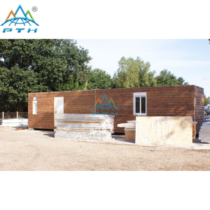 Best design prefabricated house luxury modular home