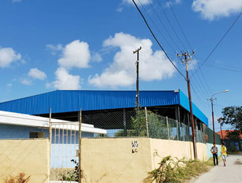 Steel Sporting Facilities