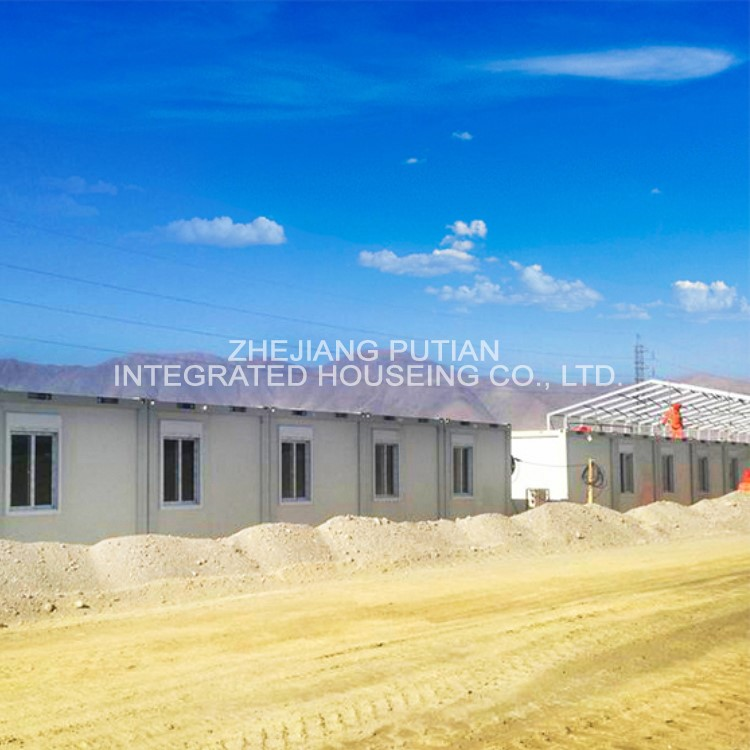 Prefabricated House Solutions Container building