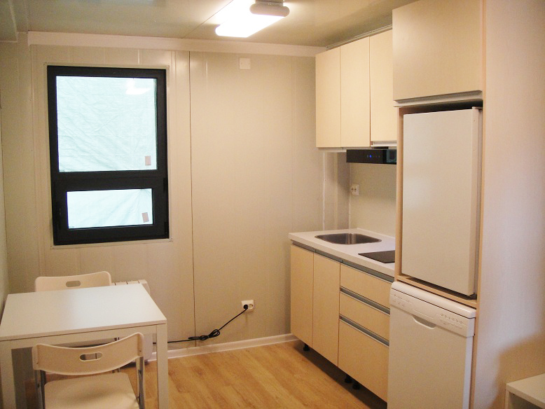 prefabricated container homes inner view-2