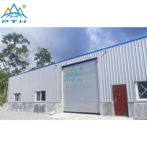 Prefabricated Steel Structure building for Philippines