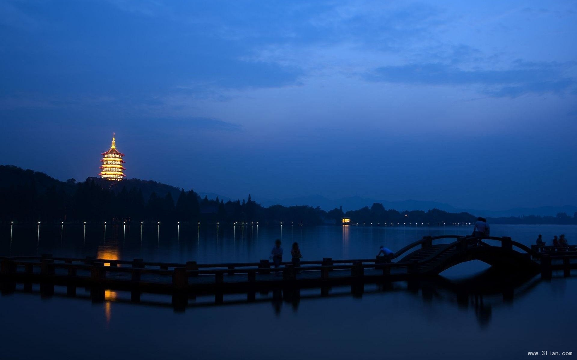 Hangzhou ,beautiful scene