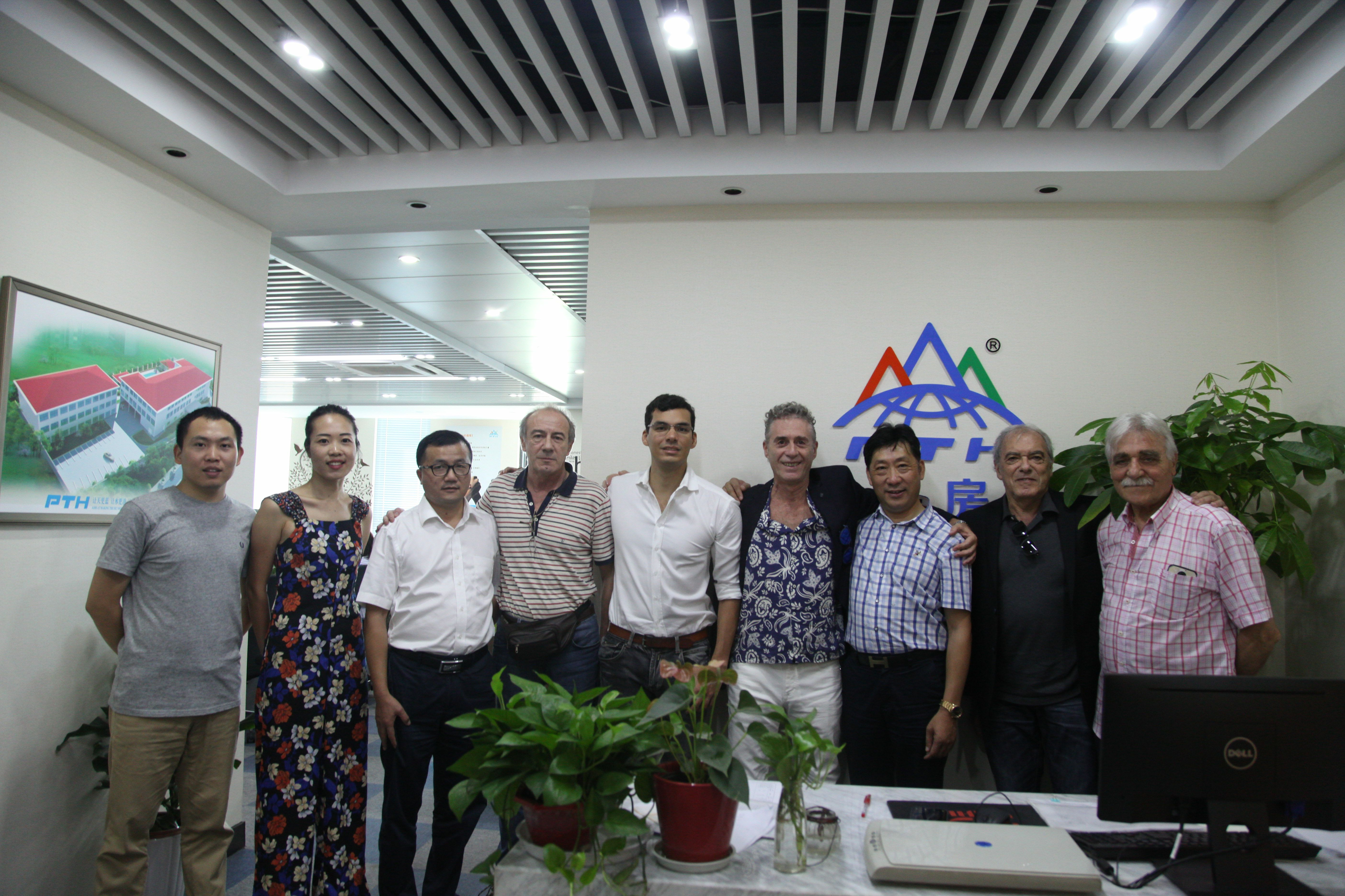 The Famous Real Estate Developer Company From Argentina Visited PTH