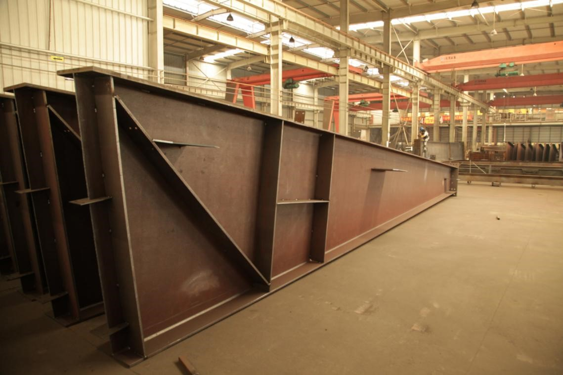 PTH has more than 20 years of experience for manufacturing steel structure building